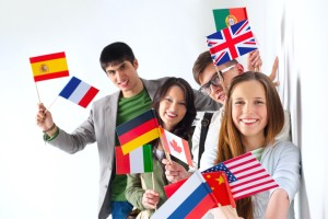Idiomas mais falados do mundo