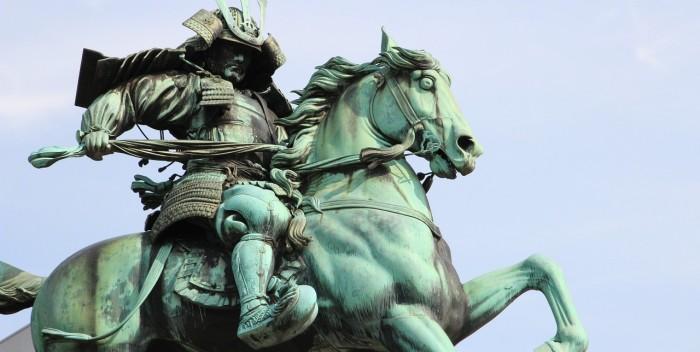 Os samurais na cultura japonesa